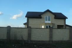 Новый дом 118 м в Краснодаре, п. Знаменский
