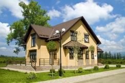 Купить готовый дом в Краснодаре от застройщика 216 м2
