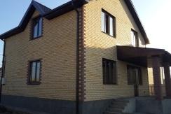 Дом в Карасунском округе Краснодара 150 м2 на 5 сот.п.Знаменский