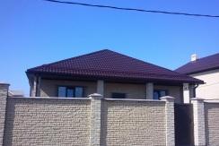 Готовый дом 120 м2 в п. Знаменском на 6 сотках