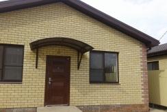 Готовый дом в Краснодаре по ростовскому шоссе, 10-й км