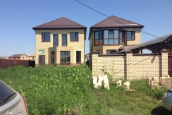 Готовый дом в Краснодаре возле школы № 66