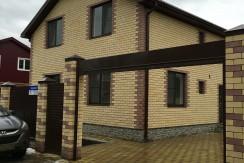 Дом в Краснодаре 173 кв.м с газом на участке 4 сотки
