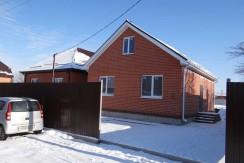 Одноэтажный Дом 63 м2 + мансарда.  С сетевым ГАЗОМ всего за 2700Р