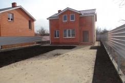 Двухэтажный коттедж 126 кв.м. на 5сот. с/т Прогресс 3 600 000Р