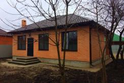 Продается 1 этажный дом 110м2 с газом в Краснодаре. Срочно!!!