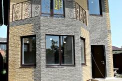 Дом 140м 4 сотки с газом в Краснодаре