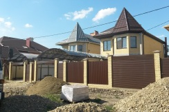 Дома по 140м2 в элитном районе  Краснодара