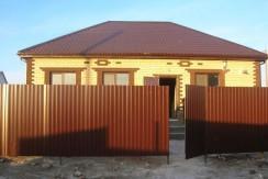 Сдан!!! Дом 110 м2 в Краснодаре на 5 сотках