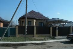 Новые коттеджи 150 м2 в Краснодаре, Карасунский округ