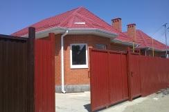 Дом в Краснодаре от застройщика 95 кв.м 10 км ростовского шоссе