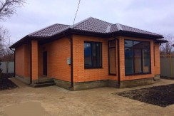 Частный дом в Краснодаре 110м2